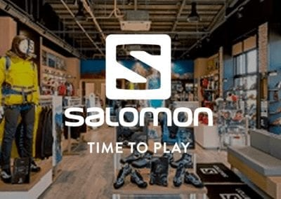 Salomon Retail Support